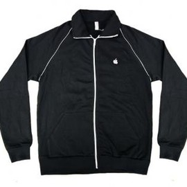 apple - apple logo sweat shirt