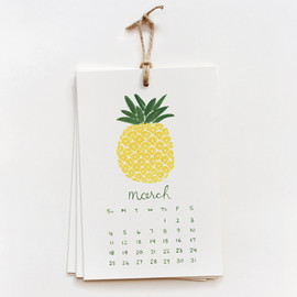 RIFLE PAPER CO. - 2012 Fruit Calendar