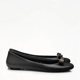 TORY BURCH - JELLY BOW BALLET FLAT