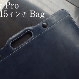LED.LTD - MAC BOOK LEATHER BAG