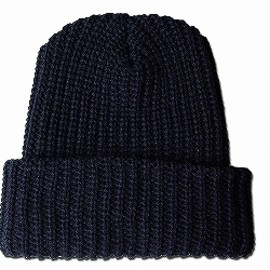 NEW YORK HAT - #4648 CHUNKY (navy)