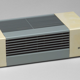 BRAUN, Dieter Rams - Heater-Ventilator (model H1). 1959