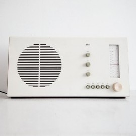 BRAUN - RT 20 Table Radio