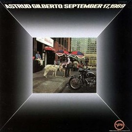 Astrud Gilberto - September 17, 1969 (Verve V6-8793)