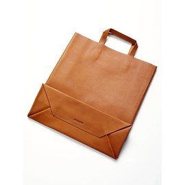 Antiatoms - Grocery Leather Bag