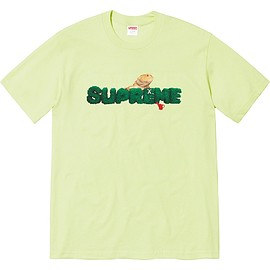 Supreme - 20SS Lizard Tee Pale Mint