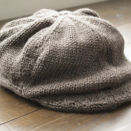 DECHO - HAND KNIT HUNTING[EXTRA FINE SHEEPWOOLKNIT]