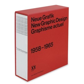 Lars Müller - Neue Grafik/New Graphic Design/Graphisme actuel 1958–1965