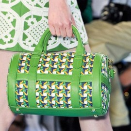 TORY BURCH - bag/ Tory Burch Spring 2014