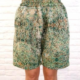 ANNTIAN - ANNTIAN SIMPLE SHORTS M size