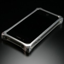 GILDdesign - Solid/ソリッドシルバー for iPhone4