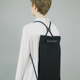 thisispaper - Pocket Bag Medium Black