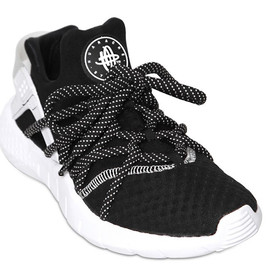 Nike - NIKE HUARACHE NM BLACK/WHITE