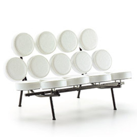 Vitra Design Museum - Marshmallow Sofa (miniature)