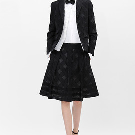 BLACK FLEECE BY Brooks Brothers - jacket&skirt