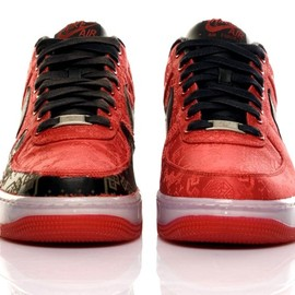 CLOT x Nike Air Force 1