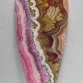 Rhodochrosite with plumes!
