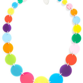 modcloth - Rainbow Collection Necklace by Tatty Devine