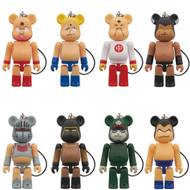 MEDICOM TOY - キン肉マン BE@RBRICK 70% C.C.Lemon