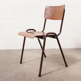 AMSTERDAM MODERN - INDUSTRIAL STACKING OUTDOOR CHAIRS