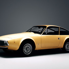 Alfa Romeo -  Junior Zagato