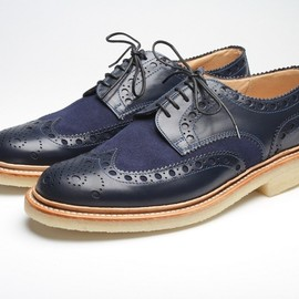 Grenson - Grenson for Heritage Research USN Officer Brogue