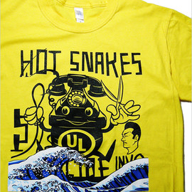 HOT SNAKES - Suicide Invoice T