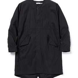 nonnative - SOLDIER COAT C/N OXFORD