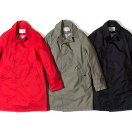 nanamica×THE NORTH FACE - GORE-TEX Soutien Collar Coat