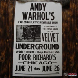 The Velvet Underground - Replication Poster