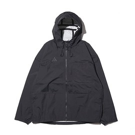 NIKE, Nike ACG - ACG 2.5L Packable Jacket - Black/Anthracite