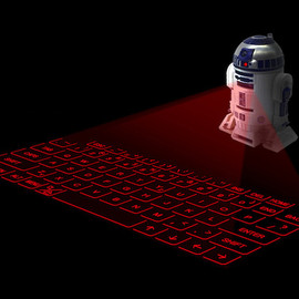 amadana - R2-D2 Virtual Keyboard