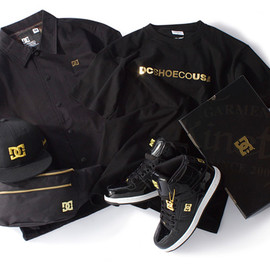 DC SHOES - Kinetics x DC Black Gold Collection
