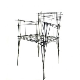 JINIL PARK - Drawing series chair #1