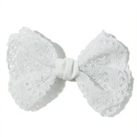 Alexis Mabille - Bow Lace Broach