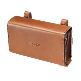 BROOKS ENGLAND - D-SHAPED TOOL BAG