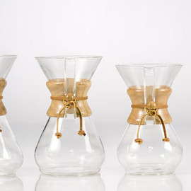 CHEMEX - Coffeemakers & Filters