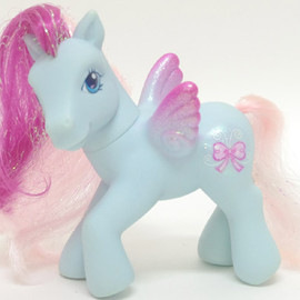 My little pony - Twirlerina   /Pegasus pony Crystal princess(G3)
