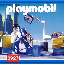 playmobil - PLAYMOBIL #3927 - Dentist's Office