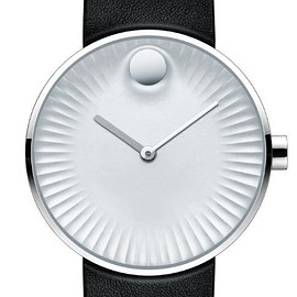 Movado - Edge with Aluminum Dial by Yves Behar