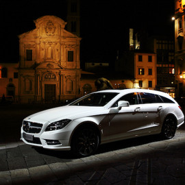 Mercedes-Benz - CLS ShootingBrake