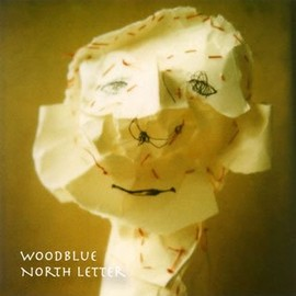 Woodblue - NORTH LETTER