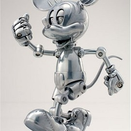 TAKARA TOMY - FUTURE MICKEY RETRO