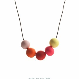 Ariel Gordon Jewelry - Gumball Necklace