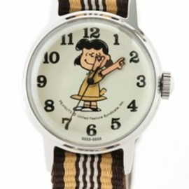 "JOURNAL STANDARD - JOURNAL STANDARD WOMEN'S / JOURNAL STANDARD×SNOOPY WATCH ""LUCY SMILE""_ / ホワイト"