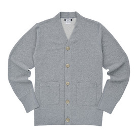 LOOPWHEELER - LW Extra Light Cardigan