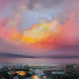 Scott Naismith - Ethereal Sky Study 3