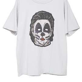 NADA. - Mychel Myers mask tee / Light gray