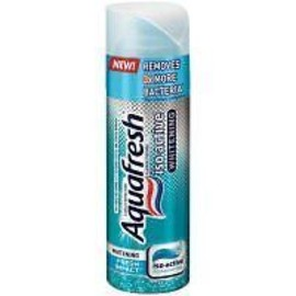 Aquafresh Iso-Active - Whitening Fresh Impact Foaming Gel
