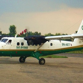 Yeti Airlines - Yeti Airlines Twin Otter